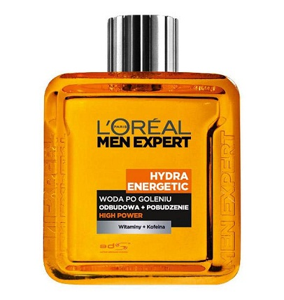 Loreal Men Expert Woda po goleniu - High Power Hydra Energetic 100ml