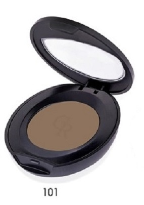Golden Rose eyebrow powder puder do brwi 101
