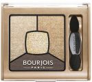 BOURJOIS SMOKY STORIES Paletka cieni 16 I GOLD IT